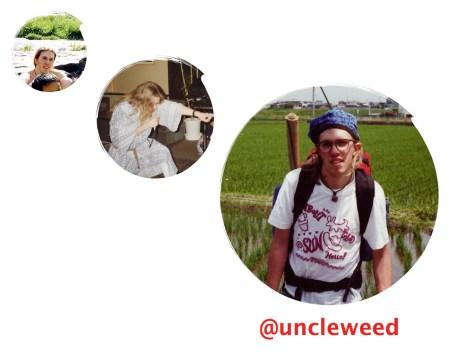 Inspire Japan Stories 19: Uncleweed