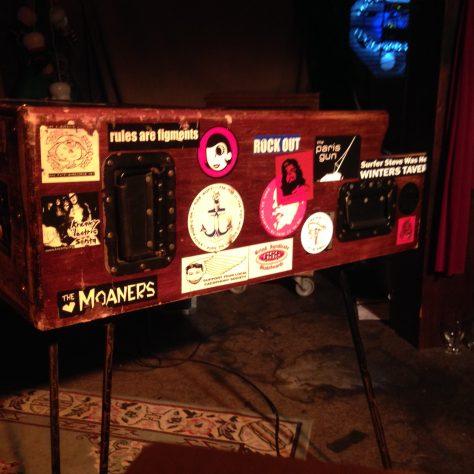 Mike Watt and The Secondmen / Hammond organ at Winter's Tavern - Pacifica, CA
