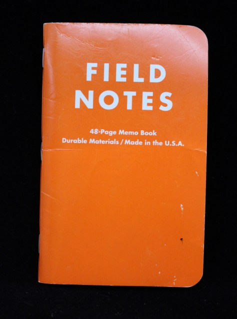 classic Field Notes by Draplin Design Co.