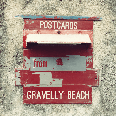Postcards from Gravelly Beach - Karapatiya, Red Wall