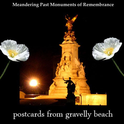 Pod cover - Postcards from Gravelly Beach - Meandering Past Monuments