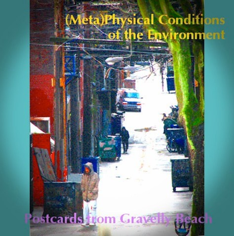 Pod cover - Postcards from Gravelly Beach - Meta-physical environment