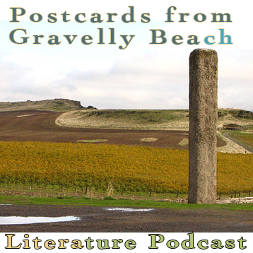 Pod bonus - Postcards from Gravelly Beach –stonehenge-pillar