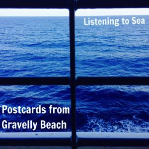 Pod bonus: postcard 74 - listening to sea - rail