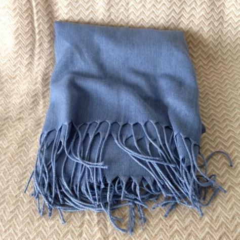 Turkey: blue cotton
