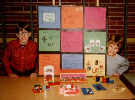 Science Fair: Rubiks Cube and other puzzles with Sean Seyler