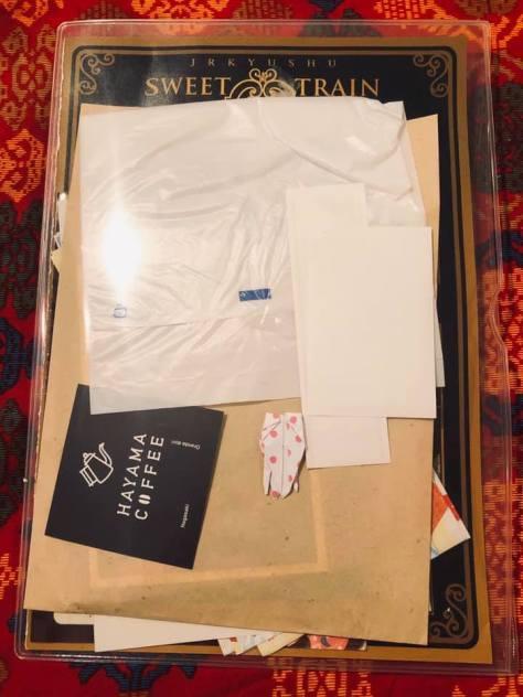 Scrapbook (material): Nagasaki etc, extras, duplicates