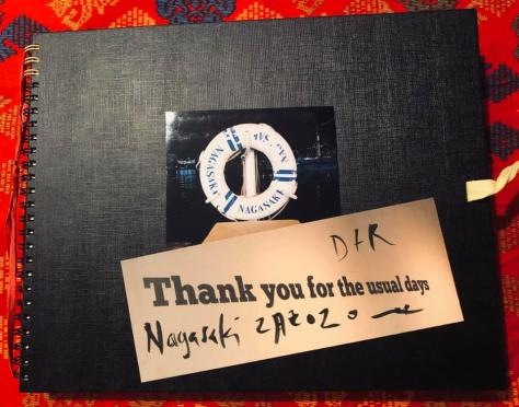 Scrapbook: Nagasaki Usual Days