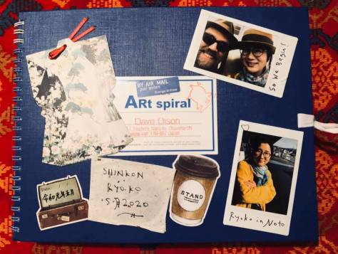 Scrapbook: Shinkonryoko (Honeymoon) Ramble