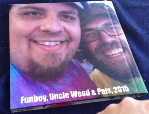 Memory book: GD50 for brother Dan