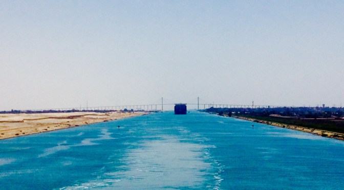 Suez Canal Transit Dossier and Musings