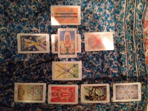 Tarot Cards Reading: Jan. 2018