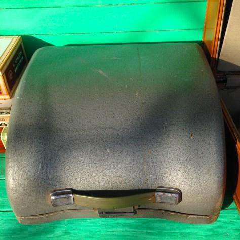 Typewriter: Olympia (hardshell case) in Pe Ell WA
