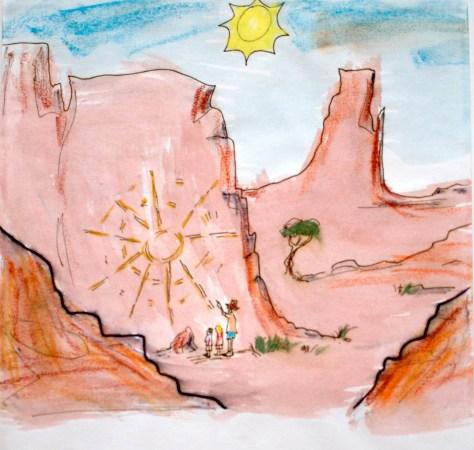 Uncle Weed's Redrock Adventure - part 10