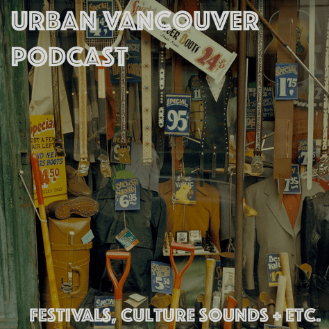 Urban Vancouver podcast cover