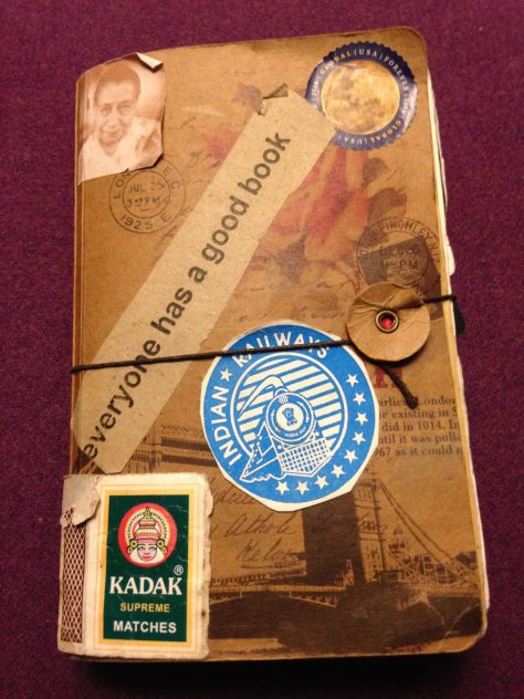 Scrapbook: Vegas > Thai > India, 2016 (hyaku yen, London bridge)