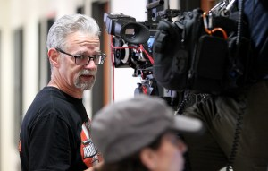 Director of Photography Dave Perry.