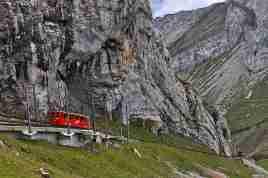 World's Steepest Cog Railway
