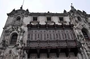 Plaza Mayor - Archbishop's Palace
