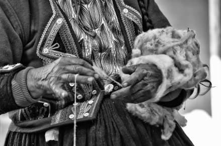 Spinning Wool/Alpaca
