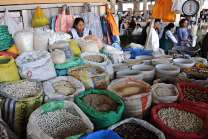 The San Pedro Market