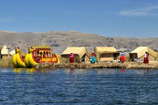 Floating Islands of the Uru