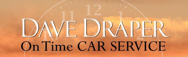 Dave Draper Private Driver - On Time Driving Service