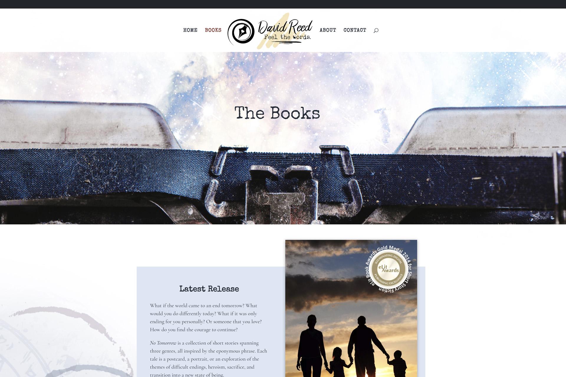 David Reed's Books