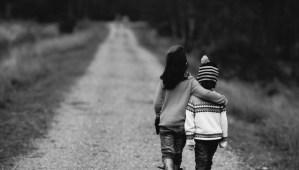 Walking Children