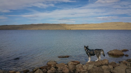Fremont Lake, Pinedale WY.