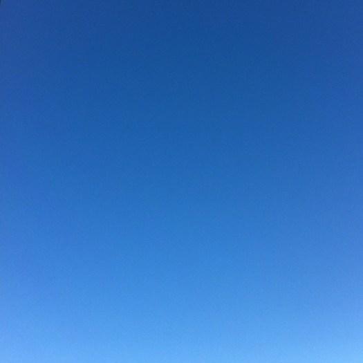 Oakland skies
