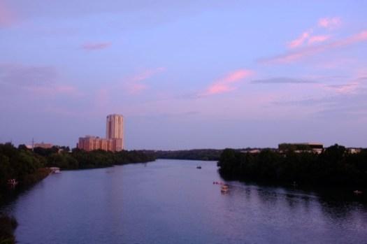 Austin river