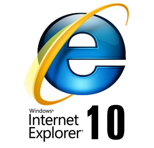 Two People Screaming Internet Explorer