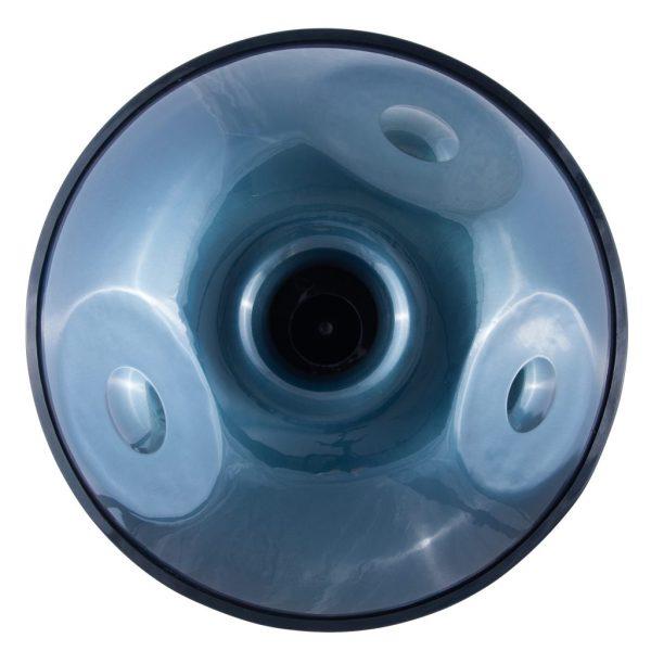 luna clarity eleven handpan bottom