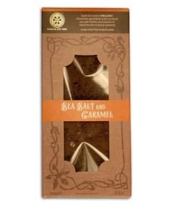 ChocTree Organic seasalt caramel bar
