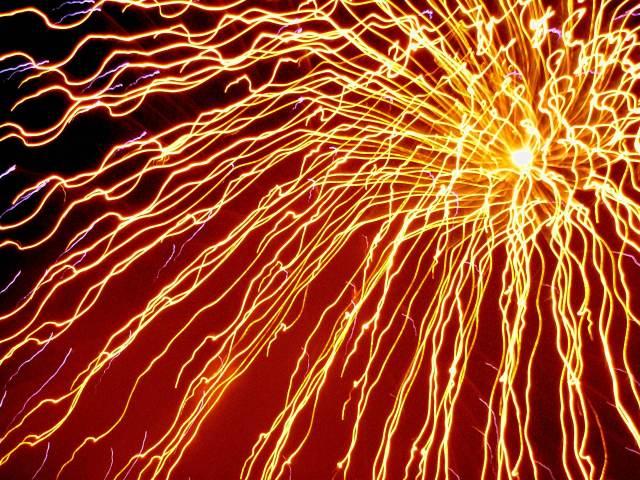 Fireworks, Crail