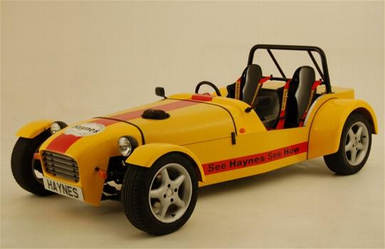 Which Kit Car? (2/6)