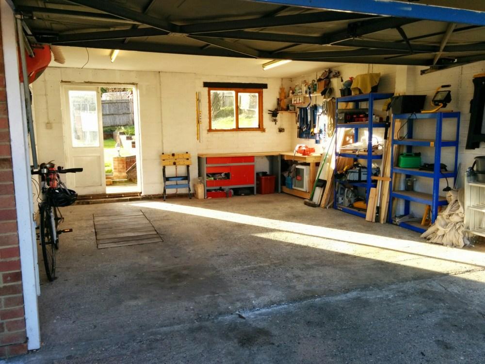 Prepping The Garage (1/5)