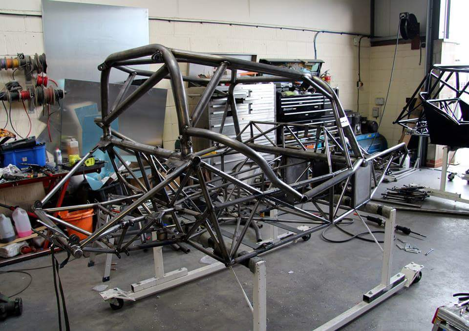 The Chassis Has Landed! (2/6)
