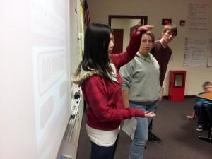 shy student pwns debate