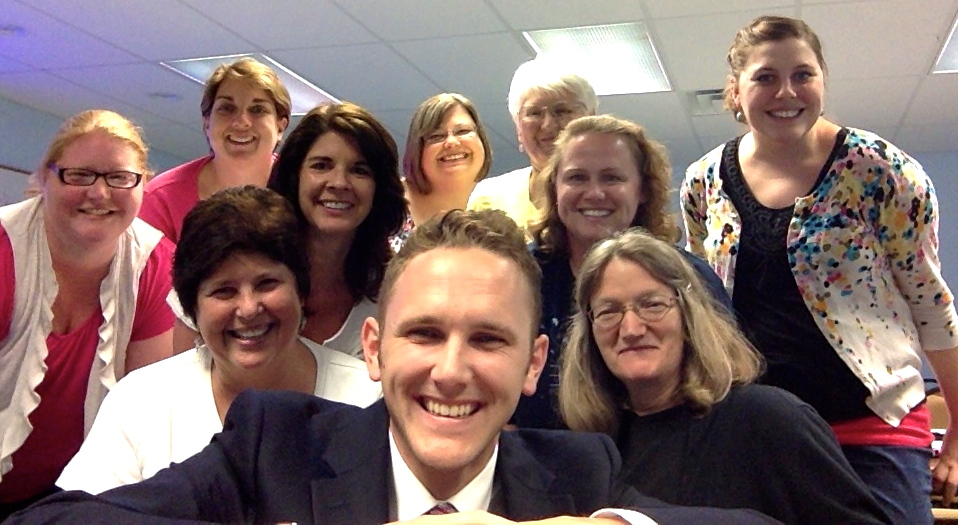 I was with these fine teachers of Louisville when I realized close reading had died of buzzwordification.