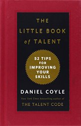 Daniel Coyle's most readable book on talent