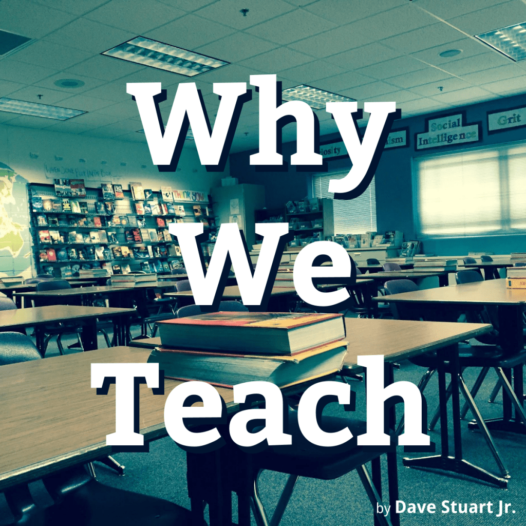 Why become a teacher
