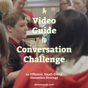 A Video Guide to Conversation Challenge