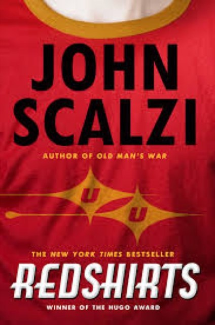 Dave Stukas Truly lost in the cosmos writes about John Scalzi's Redshirts copy 2