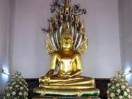 Golden Buddha at Wat Po Temple