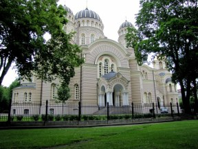 Orthodox Cathedral, Riga