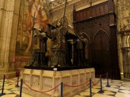 Tomb of Christopher Columbus, Seville Cathedral