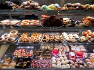 Pastry shop in Lucca