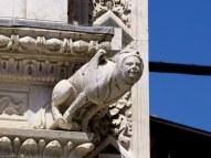 Gargoyle in Siena